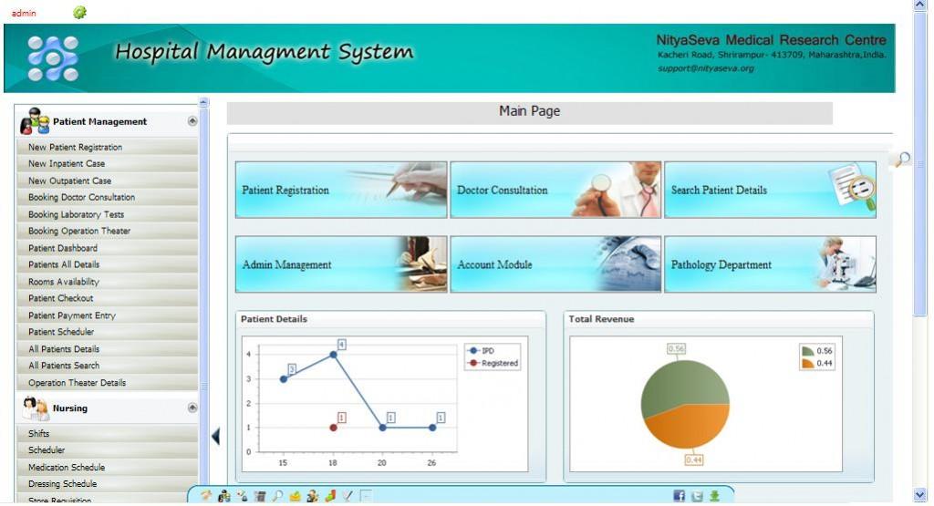 Best_Hosptial_managment_System_ERP Cloud Ready