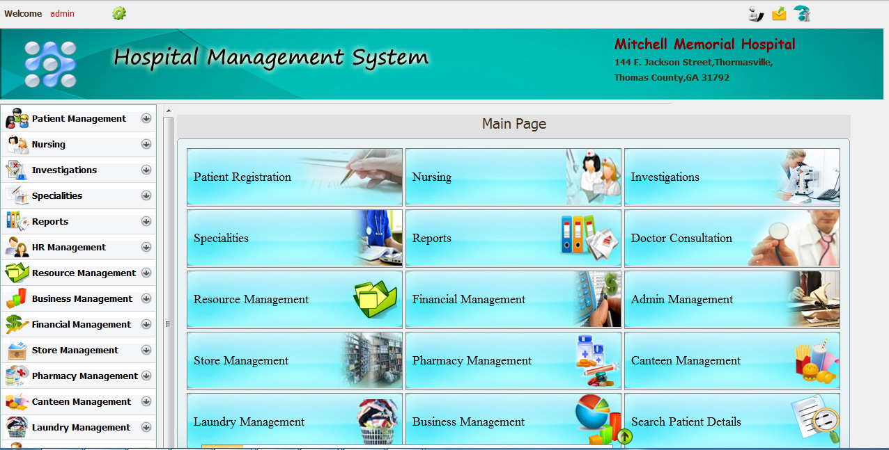 Best Hospital Management Software on Secured Private Cloud – Cognosys US