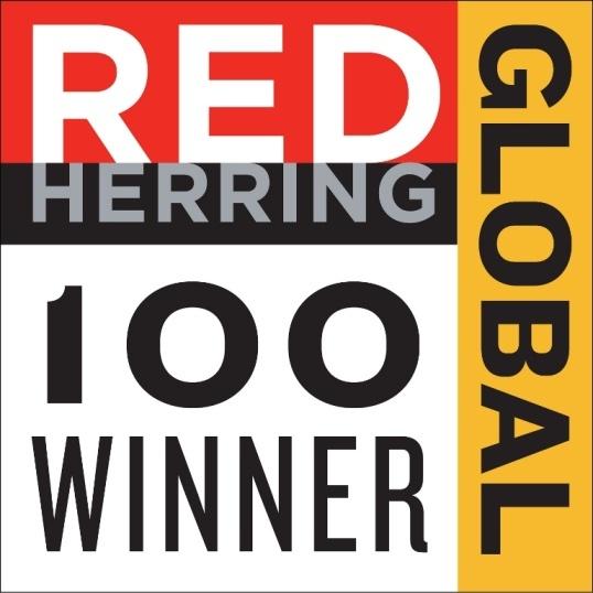Cognosys winner of Red Herring Global Top 100 Company