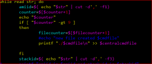 Bash Shell String Bug tech tips from cognosys